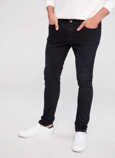DeFacto Martin Super Skinny Fit Denim Pantolon Mavi